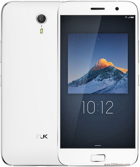 Lenovo ZUK Z1 Pictures Official Photos
