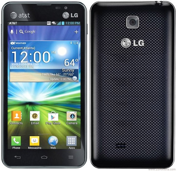 LG Escape P870