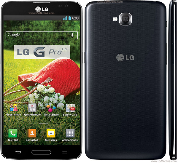LG G Pro Lite Pictures Official Photos