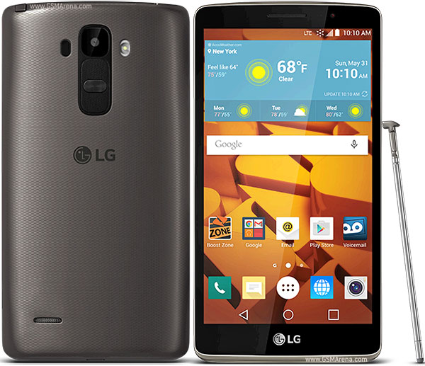 LG G Stylo Pictures Official Photos
