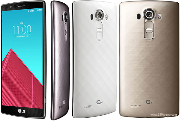 LG G4 pictures, official photos