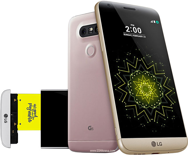 LG G5 Pictures Official Photos