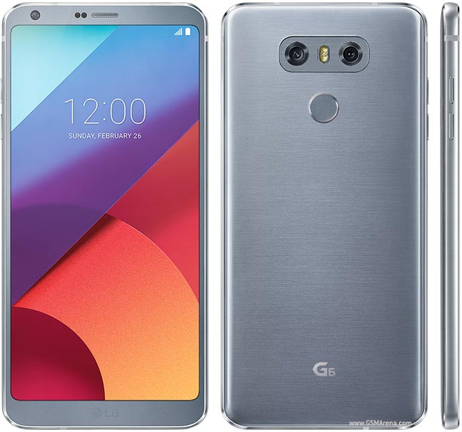 lg g6 pictures official photos