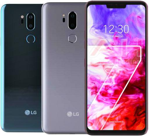 LG G7 ThinQ Specs