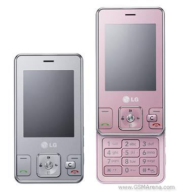 LG KC550