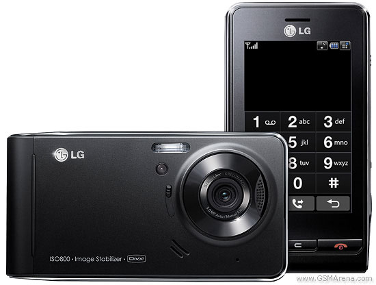 Lg Ke990 Viewty Pictures Official Photos