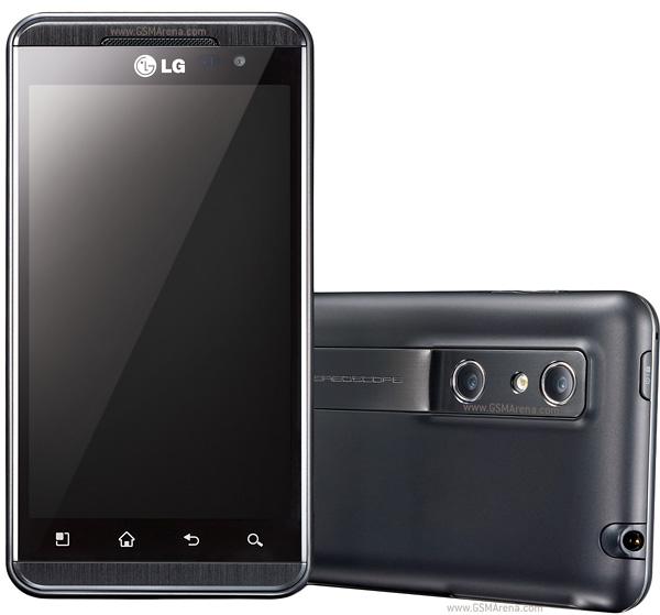 LG Optimus 3D P920 Pictures Official Photos