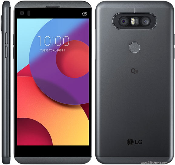 LG Q8 2017 Pictures Official Photos