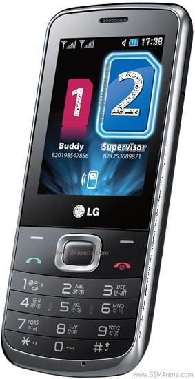 LG S365