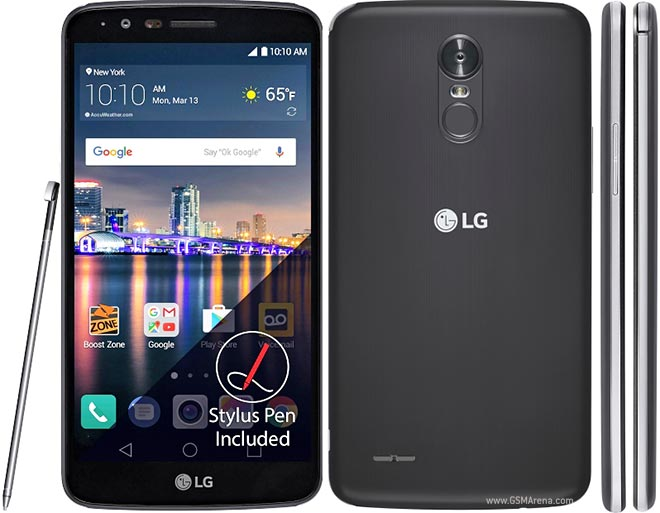 how to answer the phone on lg stylus 3 plus