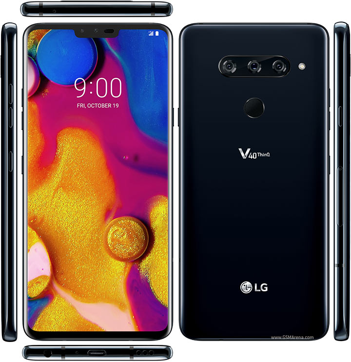 Lg V40 Thinq Pictures Official Photos