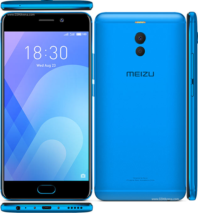 meizu m6 note pictures official photos
