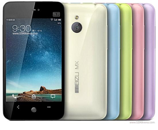 Meizu MX 4-core