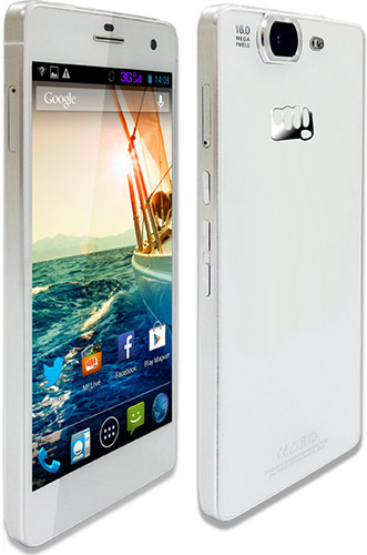 Micromax A350 Canvas Knight