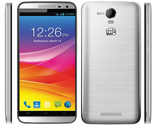 Micromax Canvas Juice 2 AQ5001