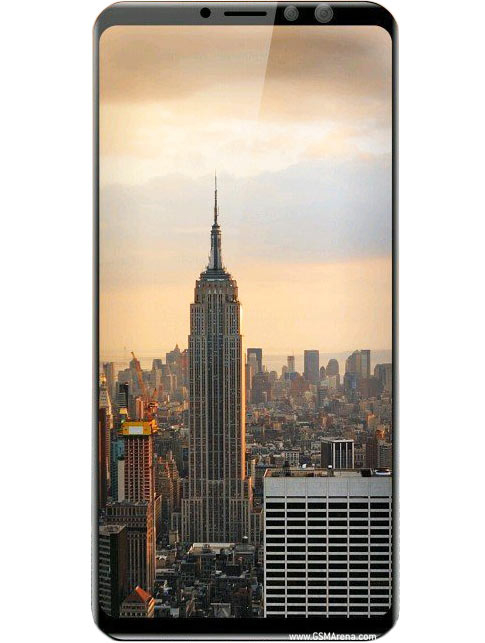Micromax Canvas Infinity Pro Pictures Official Photos