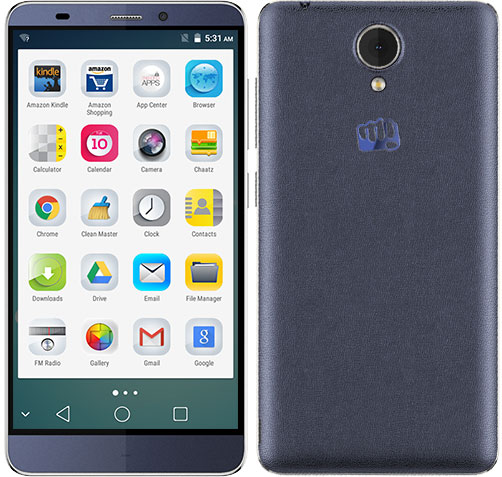 Micromax Canvas Mega 4g Q417 Pictures Official Photos