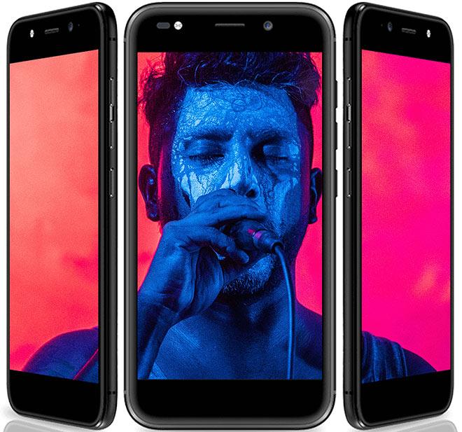 Micromax Canvas Selfie 3 Q460