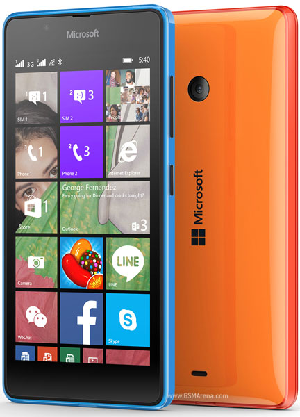 Ram Price >> Microsoft Lumia 540 Dual SIM pictures, official photos