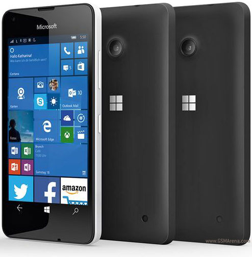 microsoft lumia 550 pictures official photos