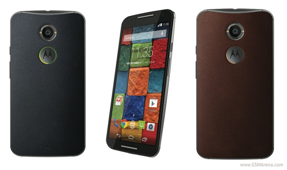Motorola Moto X 2nd Gen Pictures Official Photos