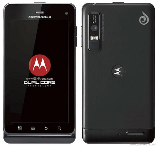 Motorola Milestone XT883