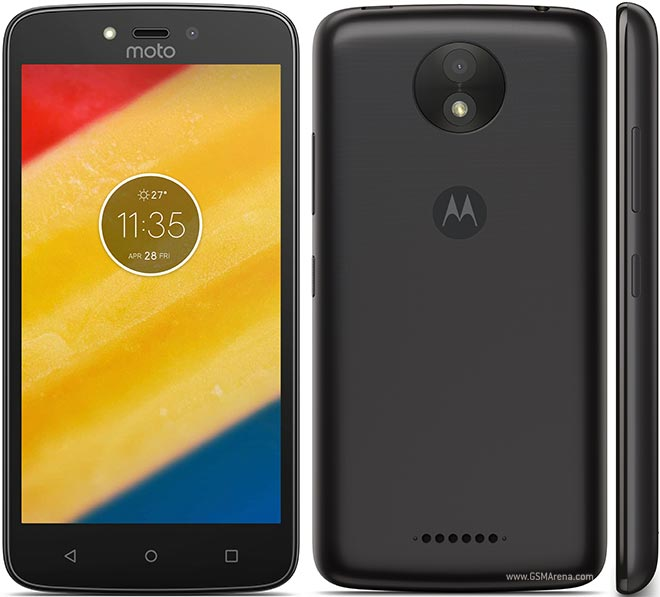 Motorola Moto C Plus Pictures Official Photos