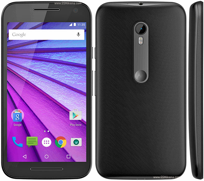 Motorola Moto G 3rd Gen Pictures Official Photos