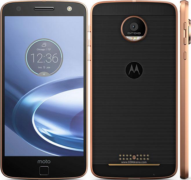 moto z phone white. Motorola Moto Z Force Phone White A