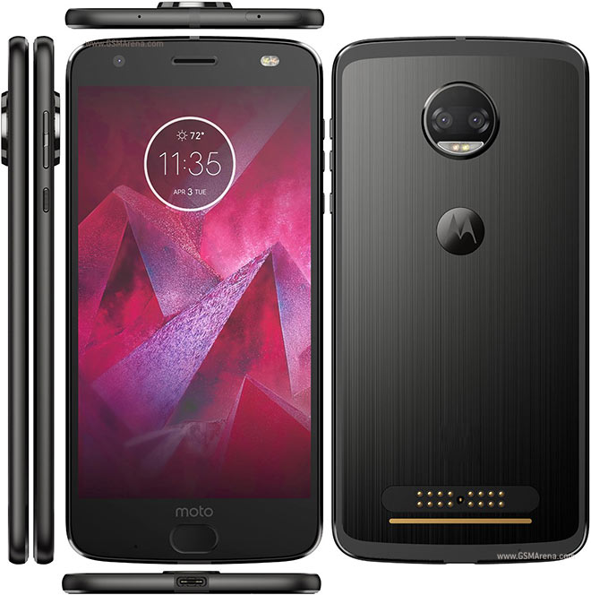 Motorola Moto Z2 Force Pictures Official Photos