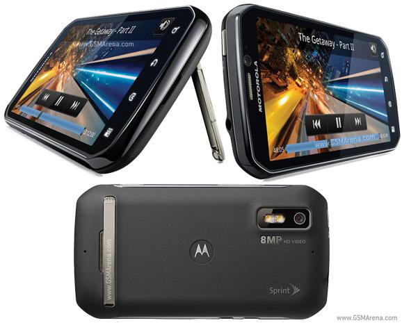 Motorola Photon 4G MB855