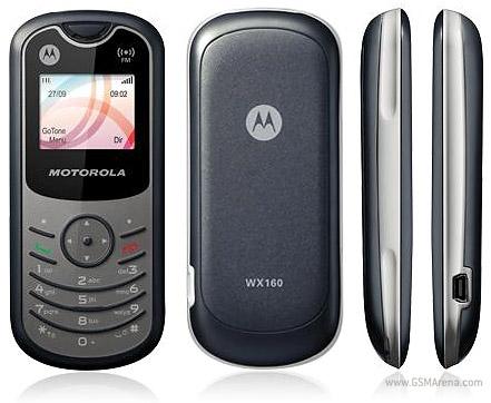Motorola WX160
