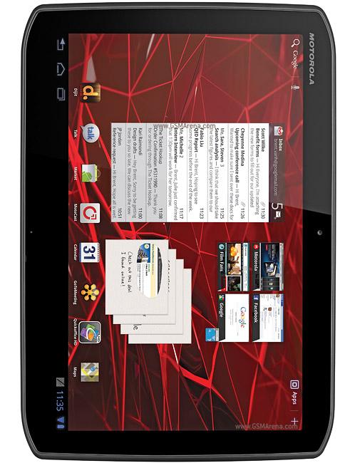 Motorola XOOM 2 3G MZ616 pictures, official photos