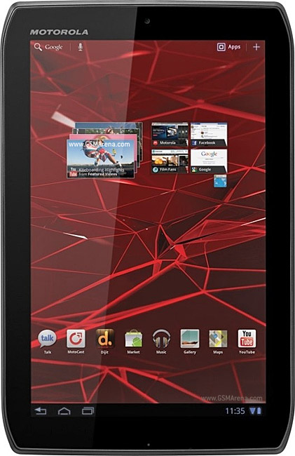 Motorola XOOM 2 Media Edition 3G MZ608 pictures, official ...