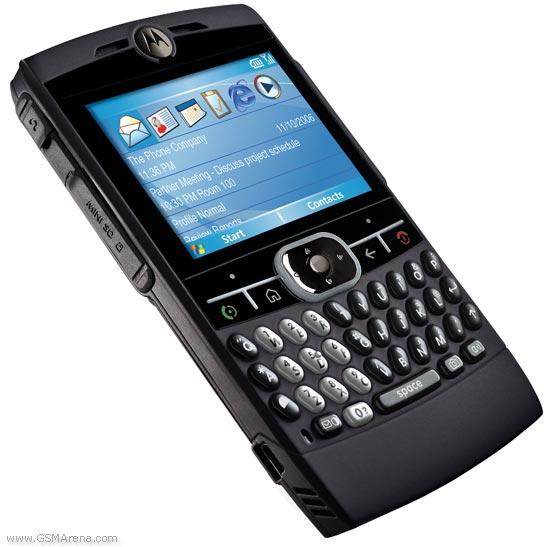 Motorola Q8 Pictures Official Photos
