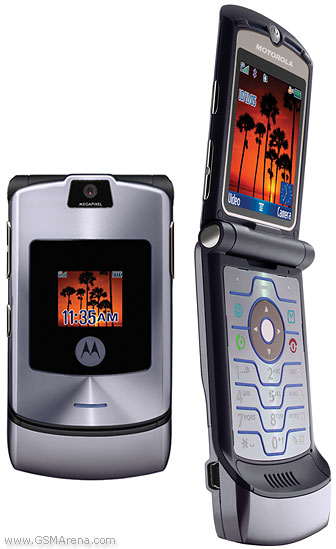 Motorola RAZR V3i pictures, official photos