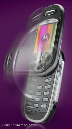 Motorola V80
