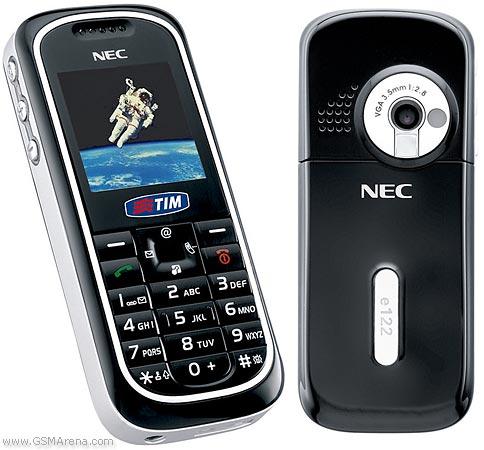NEC e122