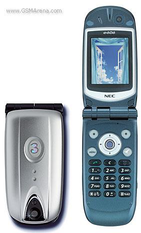 NEC e606