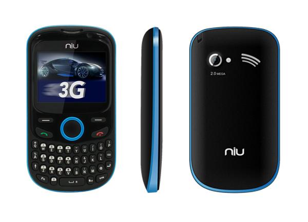 NIU Pana 3G TV N206