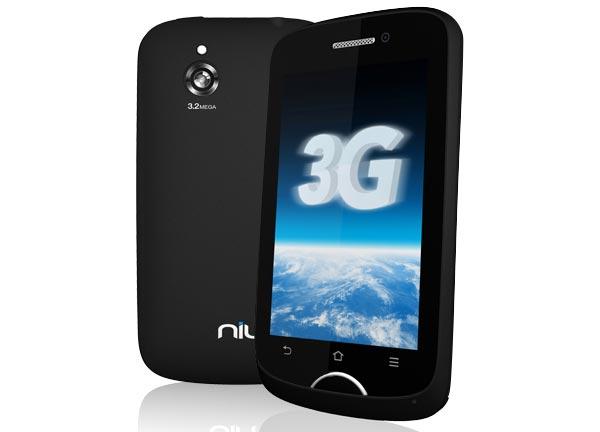 NIU Niutek 3G 3.5 N209