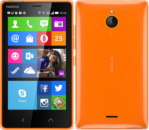 Nokia X2 Dual SIM Pictures Official Photos