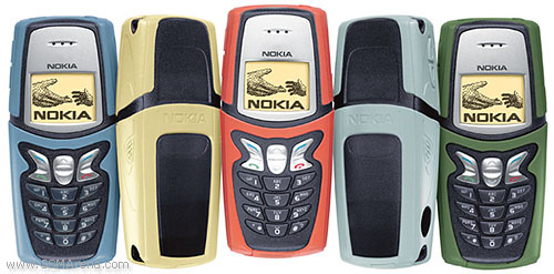 Nokia 5210 Pictures Official Photos