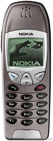 Nokia 6210 pictures, official photos