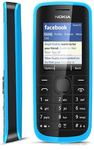 Nokia 109 Pictures Official Photos