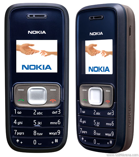 Nokia 1209 Pictures Official Photos