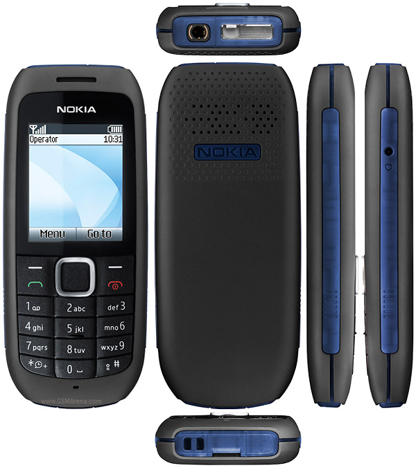 Nokia 1616 Pictures Official Photos