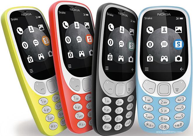 Nokia 3310 3G Pictures Official Photos