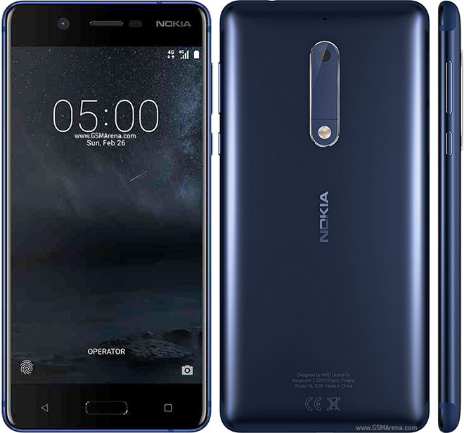 Nokia 5 Full Specifications & Price
