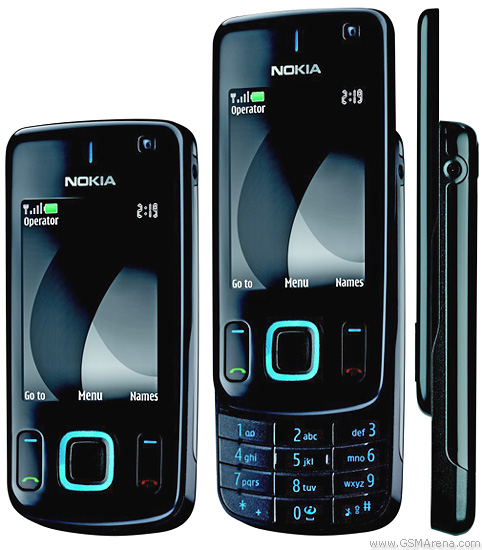 nokia 6600 slide pictures official photos